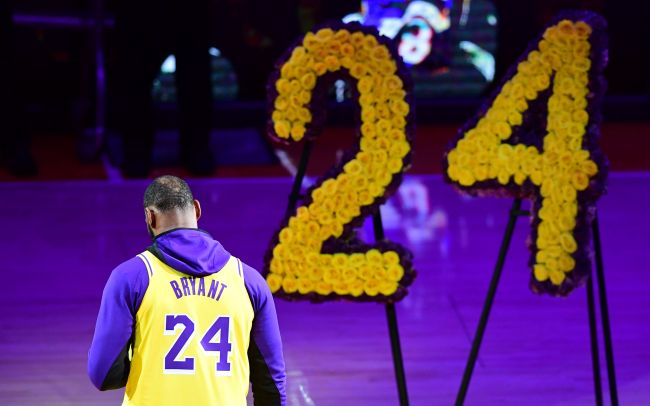 LeBron James Reveals One Regret Has Has About Kobe Bryant