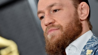 Conor McGregor Submits To A Drug Test While On Vacation Aboard A Yacht But He's DEFINITELY Still Retired, Guys