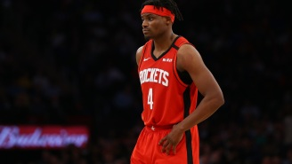Rockets' Danuel House Jr. Gets Kicked Out Of NBA Bubble For Allegedly Having Female COVID Tester In His Hotel Room For 'Several Hours'