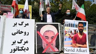 Iranian Wrestler Navid Afkari Executed Despite Appeals From Trump, Dana White, And More