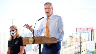 Mayor Bill De Blasio Just Furloughed… Himself