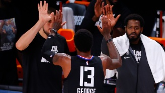 Clippers Role Players Reportedly Thought They Were Just As Good As Paul George And Resented Doc Rivers Giving Him Star Treatment