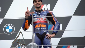MotoGP Racer Miguel Oliveira Is Marrying His Step-Sister And Taking Their Secret Relationship Public After 11 Years