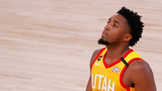An Emotional Donovan Mitchell Was In Tears After Losing Heartbreaking Game 7 Vs Denver Nuggets