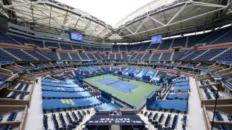 Life Inside The U.S. Open's Bubble Within The Bubble Seems Excruciating