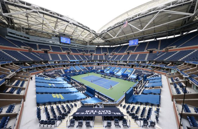 us open tennis bubble