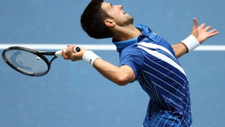 Novak Djokovic Casually Dropped $40,000 On A Rental House Because His Hotel Windows Wouldn't Open