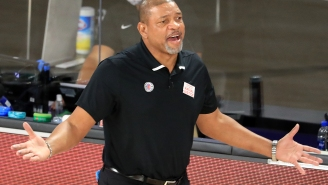 NBA Fans React To The LA Clippers Shockingly Parting Ways Coach Doc Rivers