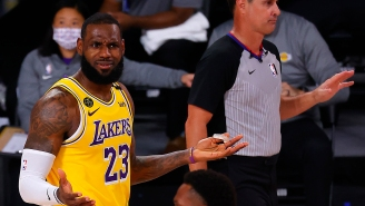 LeBron James Shot More Free Throws In Game 4 After Lakers Complained To League About Lack Of Foul Calls And Fans Didn't Think It Was A Coincidence