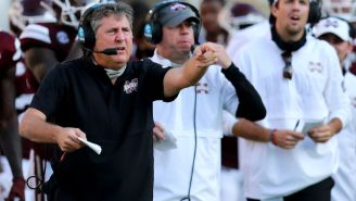 Mike Leach Delivers Spot-On Rant About The 'Joyless' College Football Season