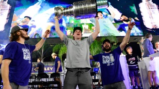 Lightning Players Ignored Social Distancing Guidelines To Let Fans Drink Out Of The Stanley Cup And People Were Pissed