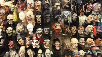 Artist Selling Mask Of The 'Scariest Thing You Can Be On Halloween' – A Terrifying Karen