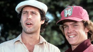 Michael O'Keefe, AKA Danny Noonan In 'Caddyshack,' Wants To Caddie At The U.S. Open At Winged Foot