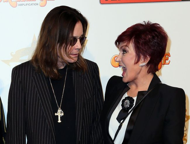 Ozzy Osbourne says he was 'calmest' in his life, 'peaceful' when he strangled Sharon with intent to kill
