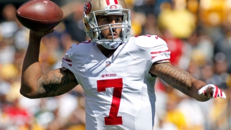 Colin Kaepernick Nominated To The Hall Of Fame After Fan Discovers Little-Known Rule