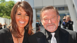 Robin Williams' Private Response To His Wife About What He Hoped To Achieve In Life Is Heroic