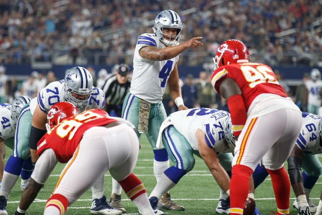 ESPN Computer Runs 20,000 Simulations For NFL Season And Predicts The Dallas Cowboys Will Play The KC Chiefs In The Super Bowl