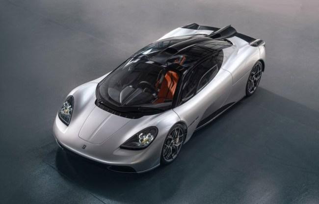 Gordon Murray Automotive T 50s supercar