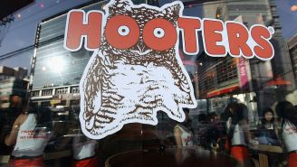 Angry Dad Defends 11-Year-Old Son Wearing Hooters Mask To School, Uses The 'Chocolate Cake' Defense