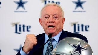 Jerry Jones Agrees With Michael Irvin's Thoughts About Teams That Aren't Vaccinated Aren't Serious About Winning A Super Bowl