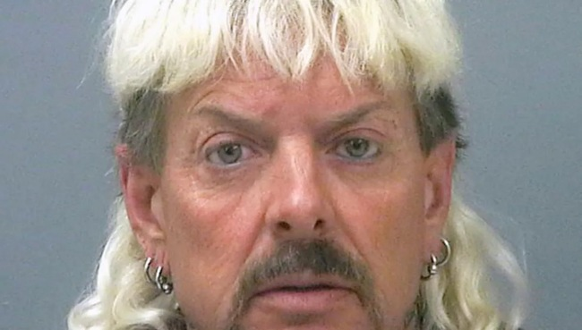Joe Exotic Asks Trump For Pardon Says He Was Assaulted In Prison