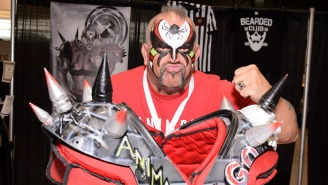 WWE Hall Of Famer Joe Laurinaitis, Best Known As Road Warrior Animal, Dead At Age 60