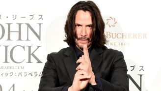Keanu Reeves Talks About How Long He'll Play John Wick, Being The Nicest Guy In Hollywood