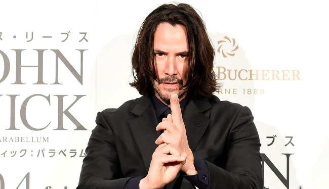 Keanu Reeves Talks About How Long He will Play John Wick Being So Nice