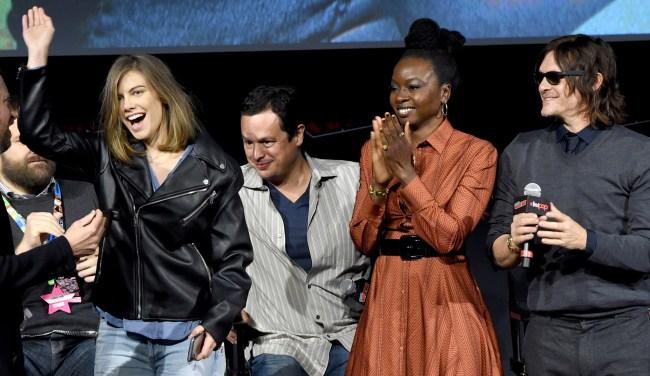 Lauren Cohan Of The Walking Dead Talks Season 10 Extra Episodes