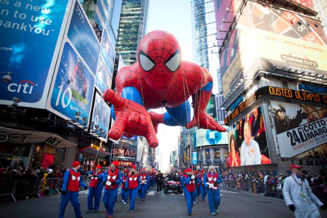 Macy's Thanksgiving Parade Changes 2020