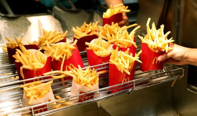 McDonalds French Fries Hacks