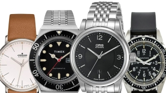 15 Best Men's Automatic Watches Under $1,000 For 2021