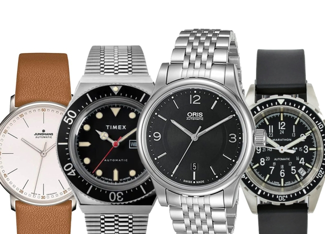Mens Automatic Watches Under 1000 2021