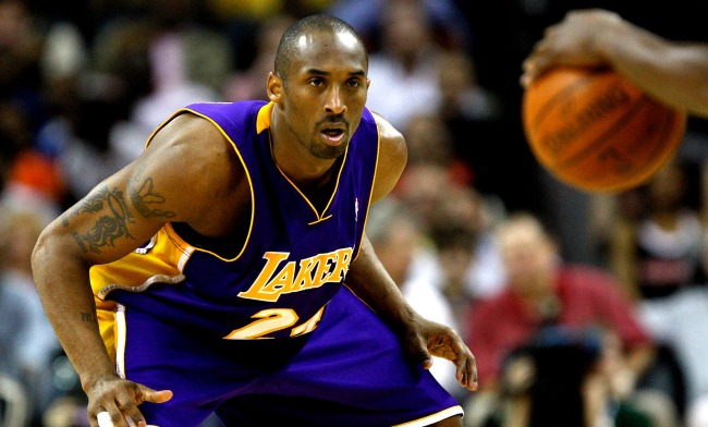 NBA Referee Zach Zarba Shares Story About Kobe Bryant On The Court
