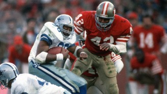 NFL Legends Reminisce About That Time Ronnie Lott Cut Off His Finger Rather Than Miss Games