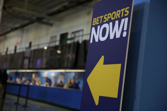 NJ sports gambling record