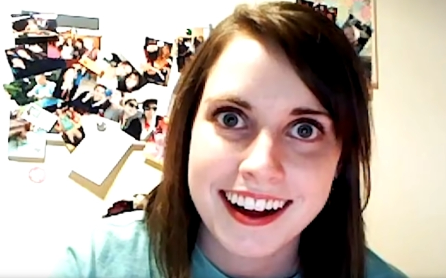 Overly Attached Girlfriend Now