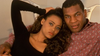 Robin Givens Serves Mike Tyson And Jamie Foxx Cease And Desist Documents Over Biopic