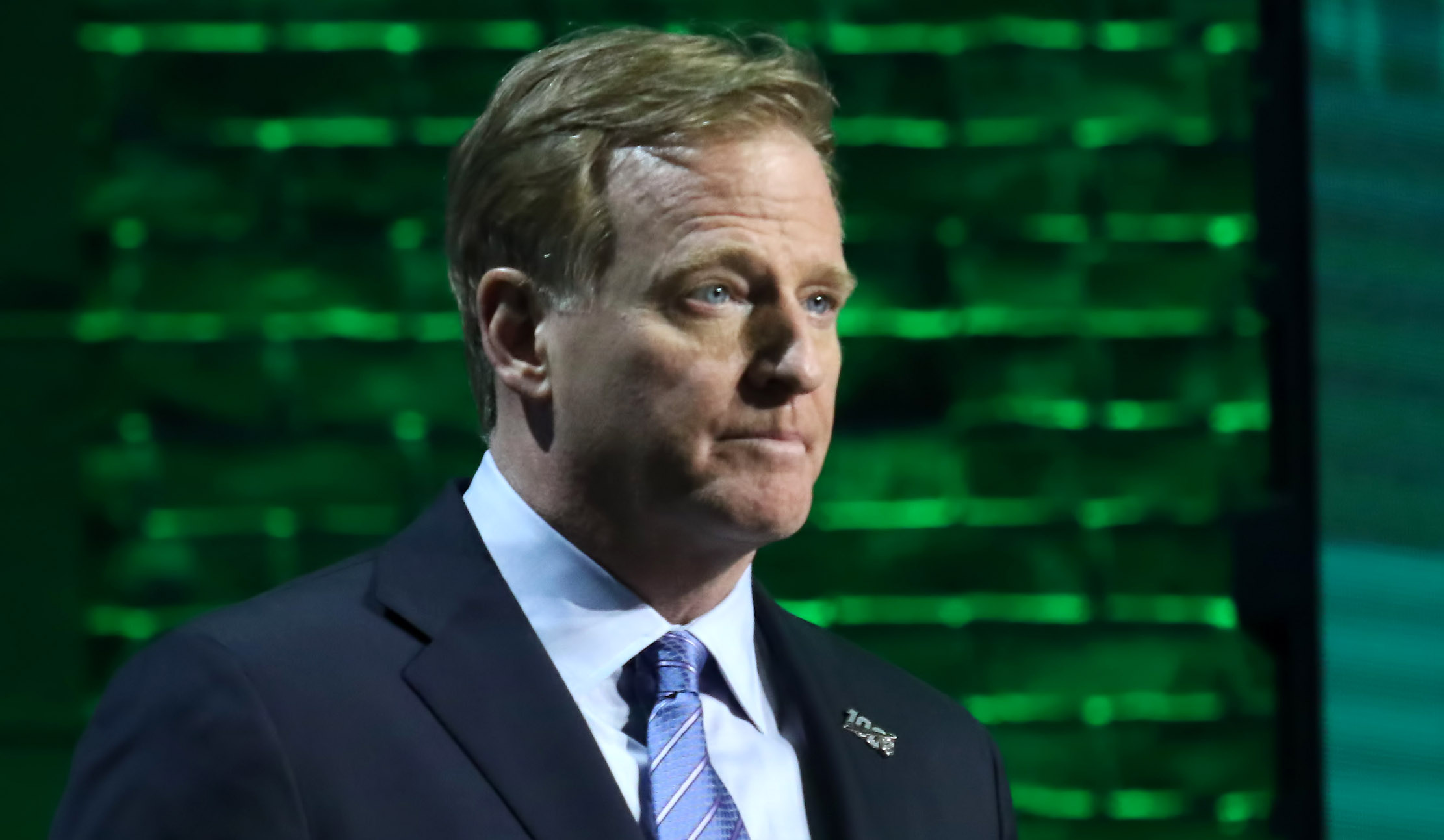 Roger Goodell Says NFL Is 'Prepared' For Some Teams To Play Less Than 16 Games