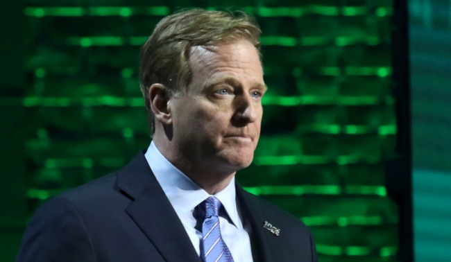 Roger Goodell NFL Is Prepared For Teams To Play Less Than 16 Games