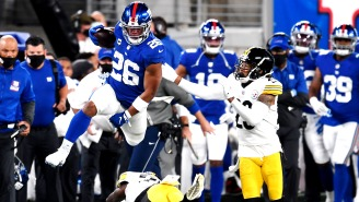 Saquon Barkley Has Excellent Response To Tiki Barber Saying He Might 'Not Be An Every Down Back'