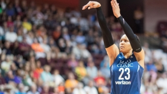 WNBA Legend Maya Moore Announces Her Marriage To The Wrongfully-Convicted Prisoner She Helped Free