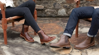 Dress It Up Or Dress It Down This Fall With The Versatile Men's Javier Chelsea Boot From Nisolo