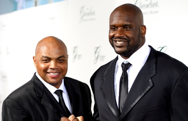Shaq Says He And Charles Barkleys Moms Called Him After Fight In 1999
