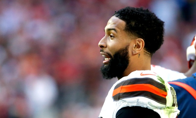 The Internet Is Going Wild With Reactions To The Rumor Odell Beckham Has A Poop Fetish