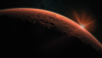 Three Lakes Found Beneath Surface Of Mars Could Be Home To Alien Life On The Red Planet