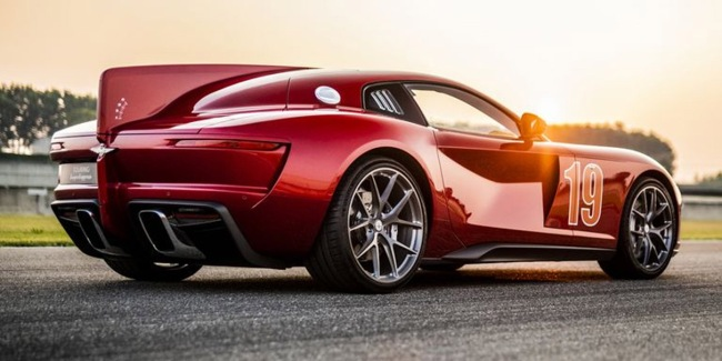 Touring Superleggera Unveils Aero 3 Supercar Based On The Ferrari F12