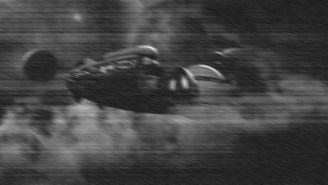 UFO Sighting: Glowing Orange Orb Filmed Over Ocean In Florida Stuns Eyewitness