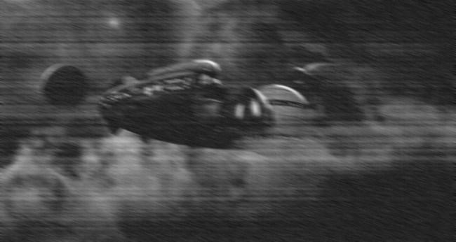 UFO Sighting Glowing Orange Orb Filmed Over Beach In Florida Stuns Eyewitness