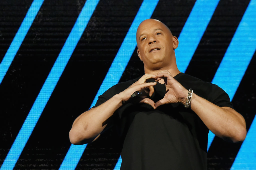 Vin Diesel's New House Single 'Feel Like I Do' Is Further Proof We're Living In Hell
